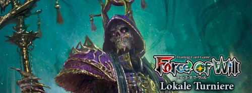 Force Of Will - Lokale Turniere Constructed