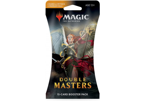 Magic The Gathering - Double Masters Draft Booster - english