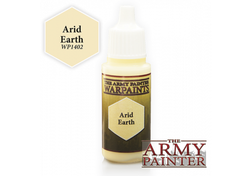 The Army Painter - Warpaint Arid Earth (18ml Flasche)