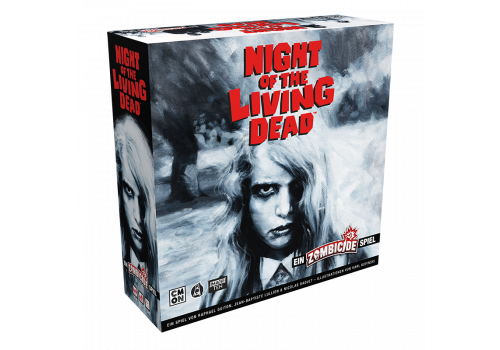 Zombicide: Night of the Living Dead • DE