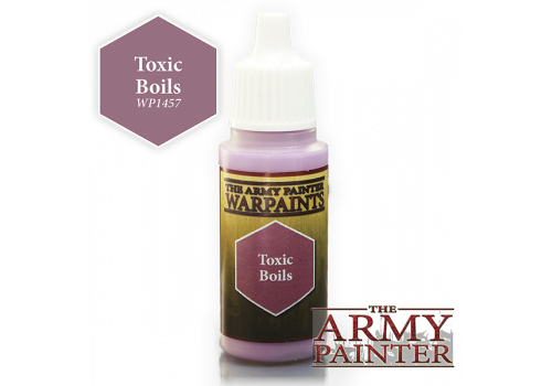 The Army Painter - Warpaint Toxic Boils (18ml Flasche)