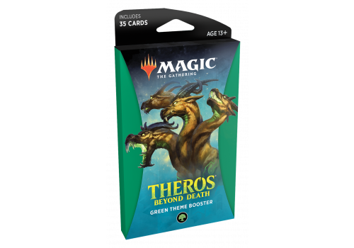 Magic The Gathering - Theros Beyond Death - Theme Booster - Green - English